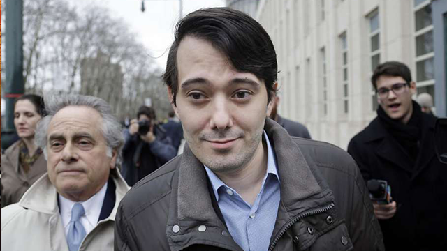 Jury Selection Continues In Ex-Pharmaceutical Exec Martin Shkreli's Fraud Trial