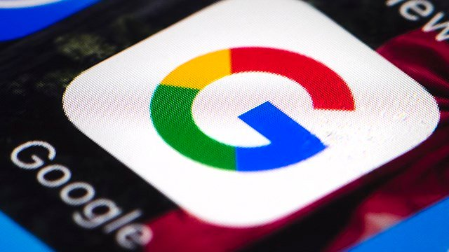 This Wednesday, April 26, 2017 file photo shows the Google mobile phone icon. (AP Photo/Matt Rourke, File)