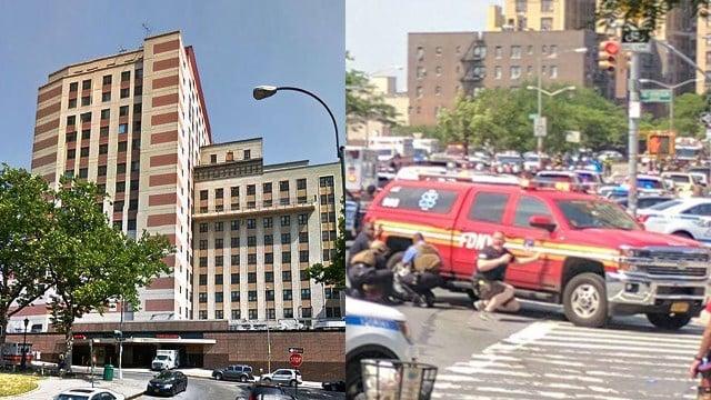 Shooting Reported at Bronx-Lebanon Hospital, Officials Say