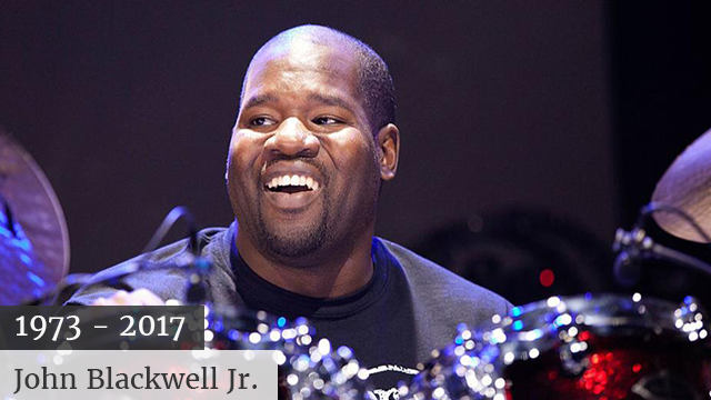 Prince's Drummer, John Blackwell Jr., Dead at 43