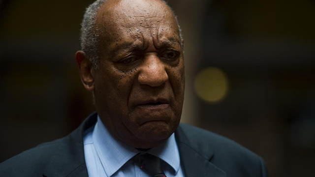 (Source: CNN) File- Bill Cosby leaves the Allegheny County Courthouse after jury selection was completed May 24th, 2017.