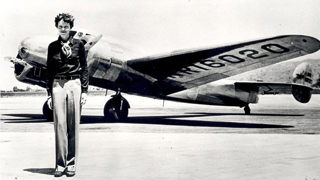 Amelia Earhart May Have Survived Crash-Landing, Newly Discovered Photo Suggests
