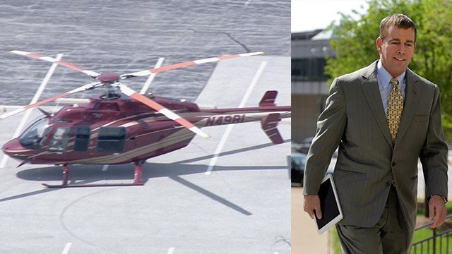 Anheuser-Busch Ex-CEO Tried to Fly Chopper While Intoxicated?