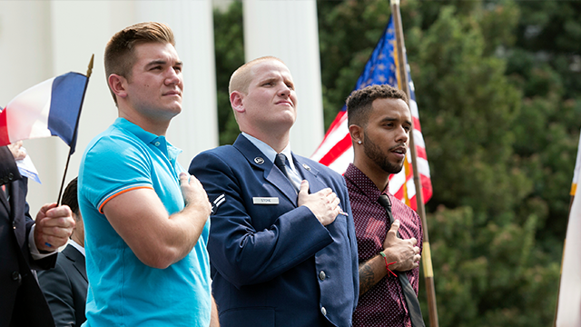 Clint Eastwood has cast real life USA heroes for his next film