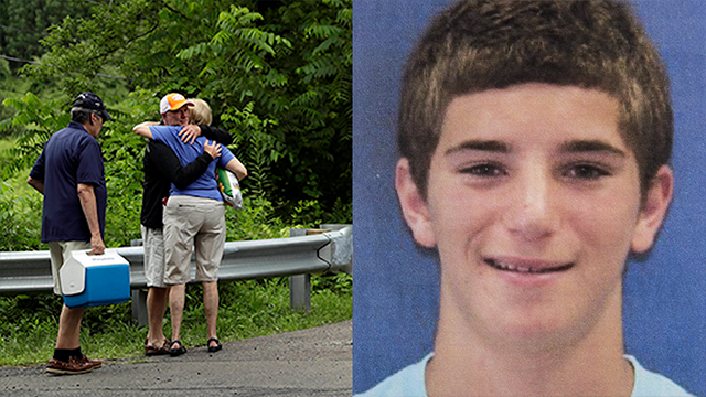 Four young men reported missing in Bucks County