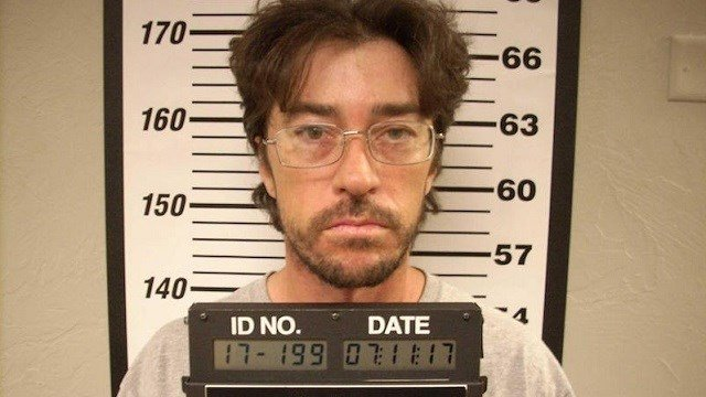 John Turnbeaugh, 37, is charged with three felony counts of video voyeurism and two misdemeanor counts of harassment. (Source: Rexburg Police Department)