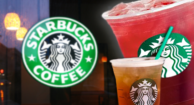 You can get a free iced tea at Starbucks