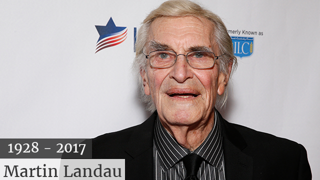 Martin Landau attends the 27th Israel Film Festival Opening Night Gala, on Thursday, April, 18, 2013 in Beverly Hills, California. (Photo by Todd Williamson/Invision for Israel Film Festival/AP Images)