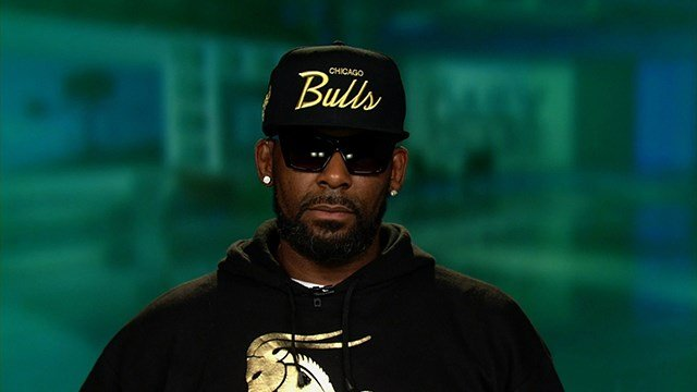 R. Kelly speaks to CNN on May 14, 2015. (File Photo)