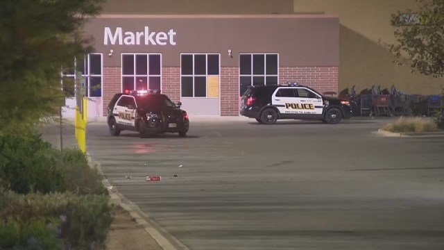 RAW SCENE: 8 people found dead inside semi-truck at Walmart parking lot