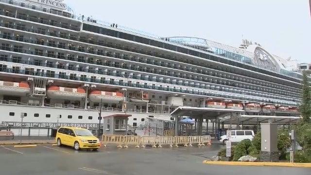 Utah woman killed in domestic dispute aboard cruise ship