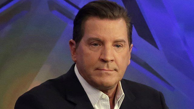 "In this July 22, 2015 file photo, co-host Eric Bolling appears on ""The Five"" television program, on the Fox News Channel, in New York.  (AP Photo/Richard Drew, File)"