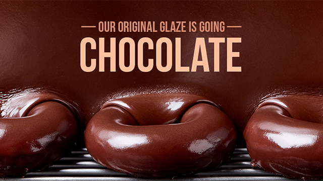 (Courtesy: Krispy Kreme)