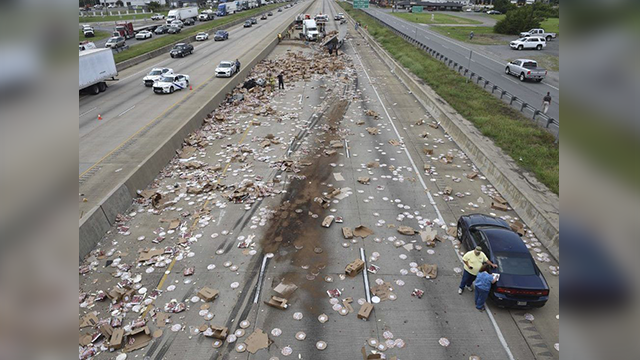(Rusty Hubbard, Arkansas Department of Transportation via AP)