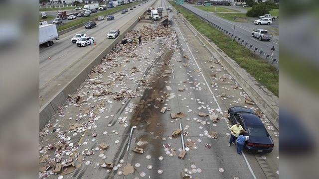(Rusty Hubbard, Arkansas Department of Transportation via AP)