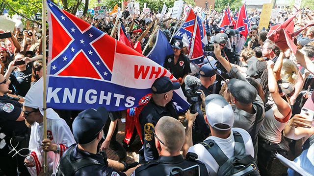 (AP Photo/Steve Helber) Some white Southerners are again advocating for what the Confederacy tried and failed to do in the 1860s: secession from the Union. So-called Southern nationalists are within the group of demonstrators who are fighting the...