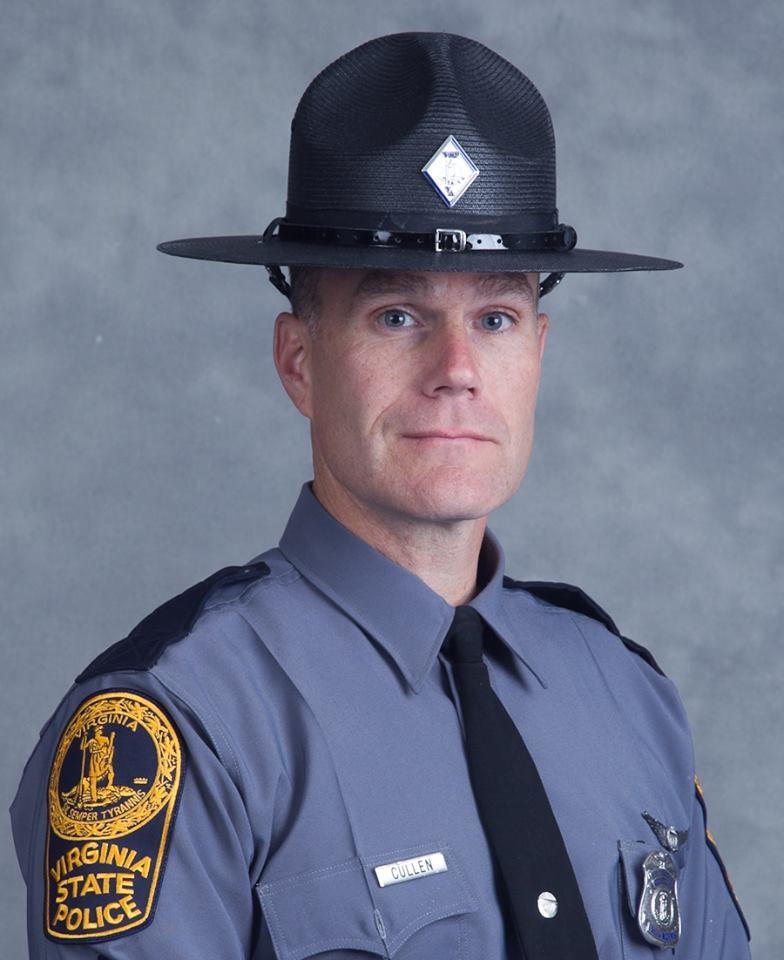 Lieutenant H. Jay Cullen