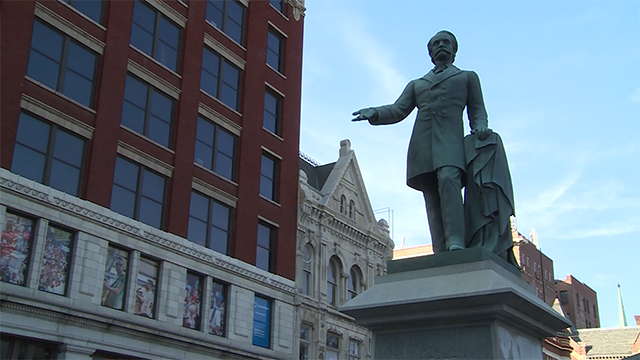 Lexington Mayor Jim Gray Proposes Moving Confederate Statues