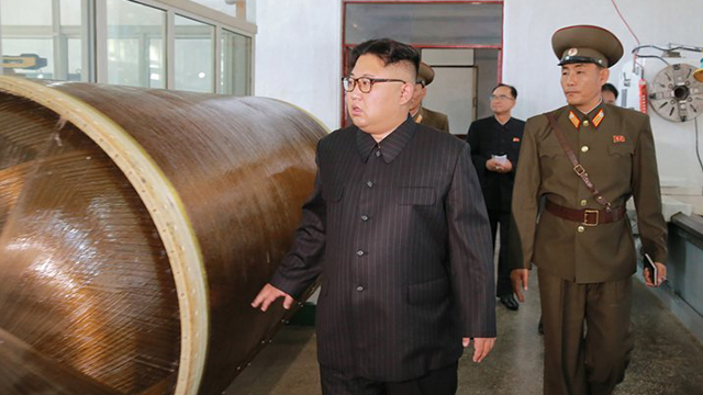 North Korea photos reveal hidden missile program details
