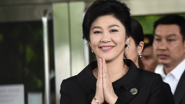 Thailand's deputy prime minister says possible Yingluck has fled Thailand