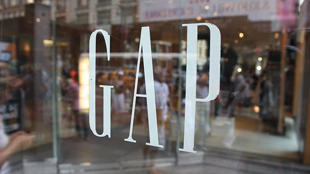 Gap Inc. is shifting its retail footprint away from its namesake brand. (CNN)
