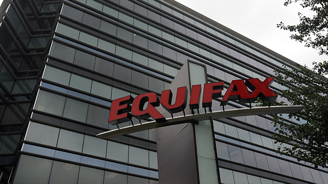 (AP Photo) Equifax Inc. is seen, Saturday, July 21, 2012, in Atlanta. Equifax Inc. is a consumer credit reporting agency in the United States. Founded in 1899, Equifax is the oldest of the three agencies and gathers and maintains information on millions..