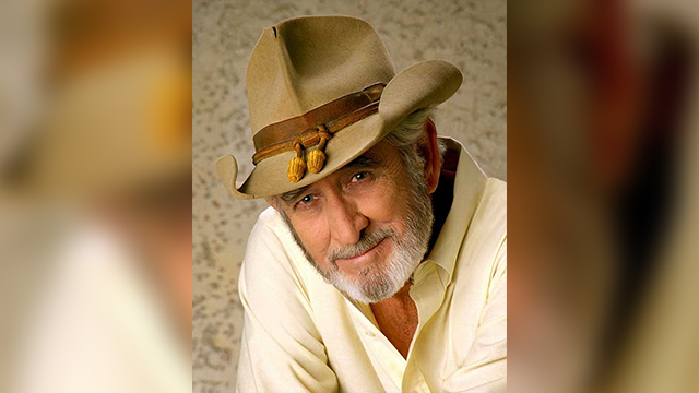 Country star Don Williams, 'the Gentle Giant,' dead at 78