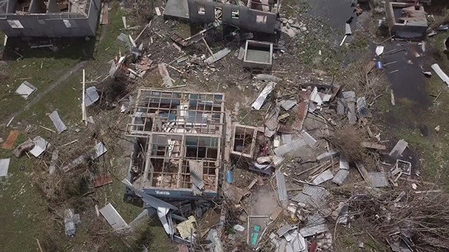 Richard Branson shares photos of damage on private island after Irma