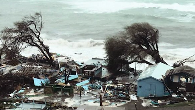 Kenny Chesney's Helping Victims of Hurricane Irma