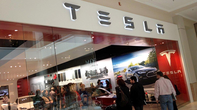 Tesla Inc. (TSLA) Stake Lifted by Jasper Ridge Partners LP