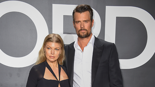 (Photo by Rob Latour/Invision/AP, File) Singer Fergie, left, and actor Josh Duhamel arrive at the Tom Ford Autumn/Winter 2015 Womenswear Presentation in Los Angeles. The actor and singer confirmed that they'd decided to split up earlier this year...