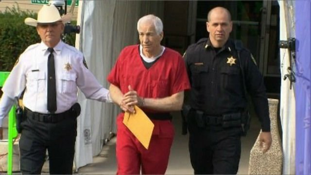 Jeffrey Sandusky, Penn State Coach's Son, Pleads Guilty To Child Sexual Abuse