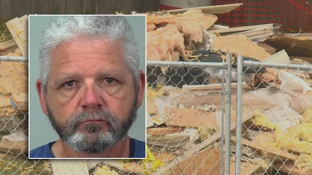 Wisconsin Man Caused Home Blast to Mask Wife Killing
