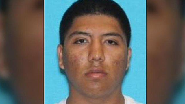 (Texas Department of Public Safety via AP) This undated booking photo provided by the Texas Department of Public Safety shows Christopher Ricardo Gonzalez. The Texas Department of Public Safety's website said Tuesday, Sept. 19, 2017 that Gonzalez...