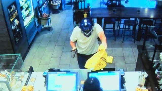 Robbery suspect may sue 'Good Samaritan'