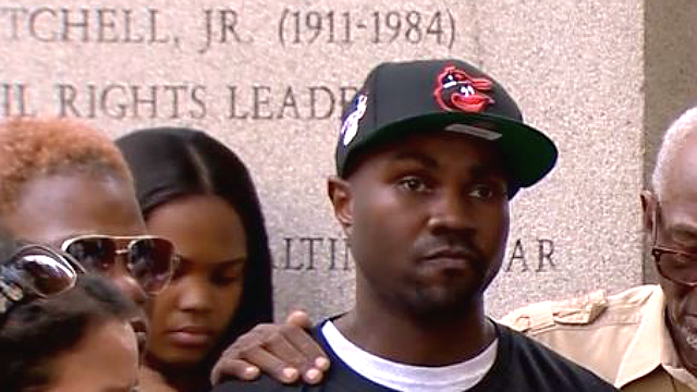 A Baltimore man is free after spending 13 years in prison for a murder that prosecutors now say he didn't commit. (WBAL via CNN)