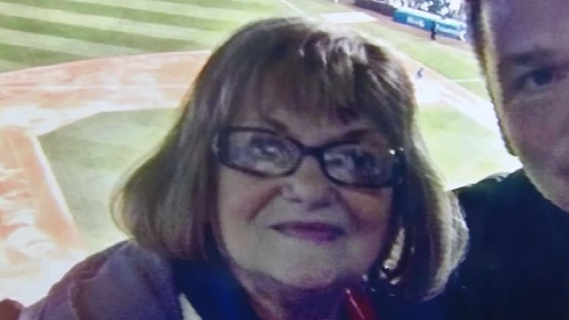 Burr Ridge police say 78-year-old Patricia Austin of Chicago was pronounced dead after being found July 14 in a bathroom stall at Life Time Fitness. (Family Photo)