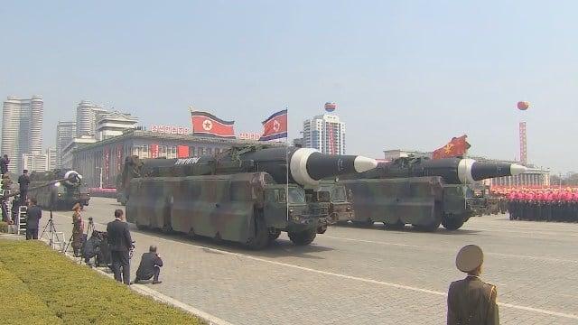 North Korea - Trump has 'declared war'