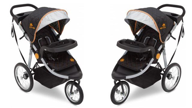Jogging Strollers Recalled Due To Fall Hazard