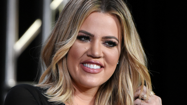 """In this Wednesday, Jan. 6, 2016, file photo, Khloe Kardashian participates in the panel for """"Kocktails with Khloe"""" at the FYI 2016 Winter TCA in Pasadena, Calif."""