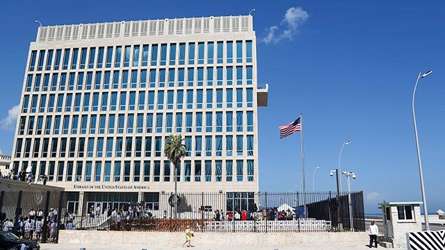 U.S. investigators are chasing many theories about what's harming American diplomats in Cuba, including a sonic attack, electromagnetic weapon or flawed spying device. (AP Photo/Desmond Boylan, File)
