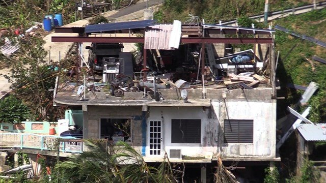 Teamsters organize truckers to move supplies in Puerto Rico
