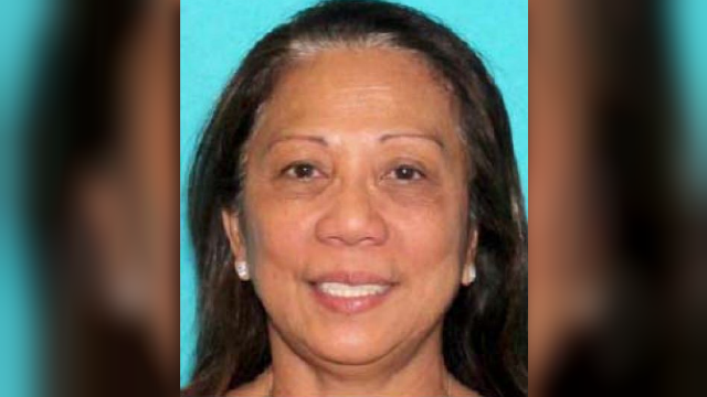 This undated photo provided by the Las Vegas Metropolitan Police Department shows Marilou Danley. Danley was taken in for questioning in connection with the investigation into the active shooter incident on Sunday, Oct. 1, 2017. (LVPD via AP)