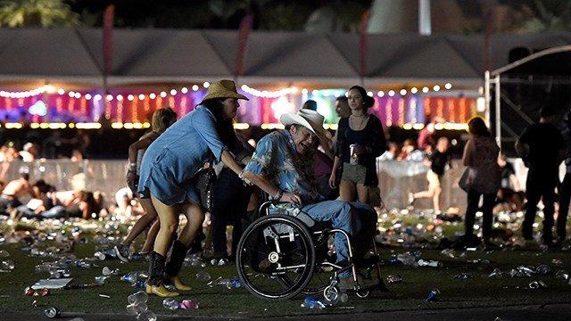 Islamic State claims Las Vegas shooting
