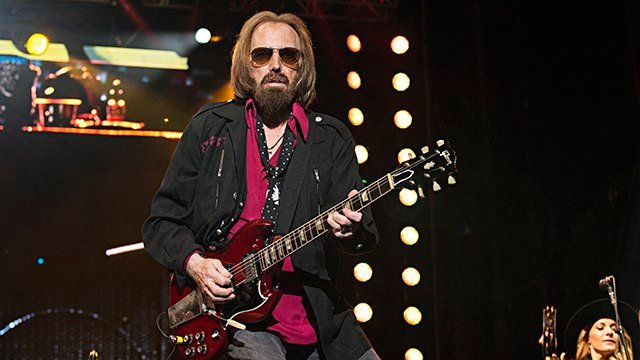 Tom Petty of Tom Petty and the Heartbreakers seen at KAABOO 2017 at the Del Mar Racetrack and Fairgrounds on Sunday, Sept. 17, 2017, in San Diego, Calif.
