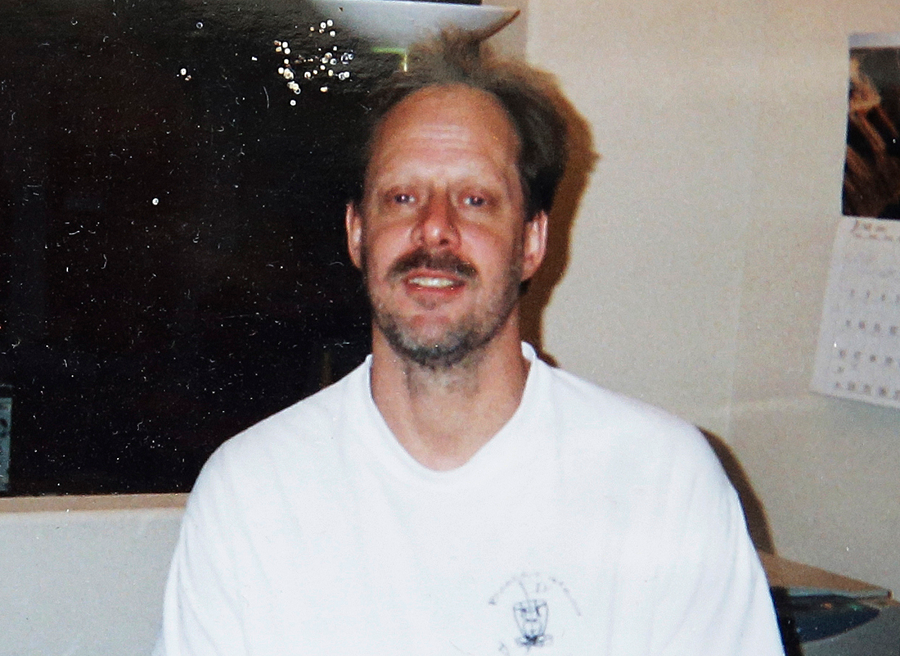 Paddock shows his brother Las Vegas gunman Stephen Paddock. On Sunday Oct. 1 2017 Stephen Paddock opened fire on the Route 91 Harvest Festival killing dozens and wounding hundreds
