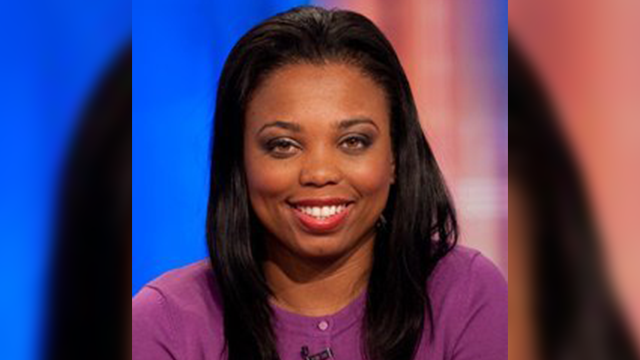 """Jemele Hill is a host on ESPN. Hill has been suspended by  ESPN for two weeks due to """"a second violation of our social media guidelines,"""" the network announced October 9, 2017."""