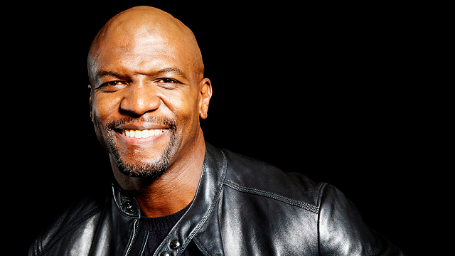 This Sept. 19, 2013 file photo shows actor and former NFL player Terry Crews in New York.  (Photo by Dan Hallman/Invision/AP, File)