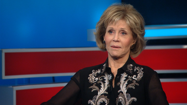 Actor Jane Fonda tells CNN's Christiane Amanpour that she heard about Harvey Weinstein's alleged harassment about a year ago but didn't say anything. (CNN)