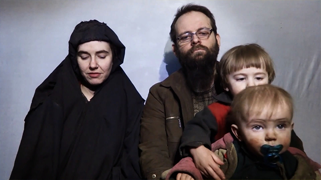 (Source: CNN) An American woman, her Canadian husband and their three children have been freed from captivity by Pakistani security forces, nearly five years after being taken hostage by the Taliban in Afghanistan.